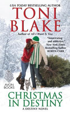ARC Review: Christmas in Destiny by Toni Blake