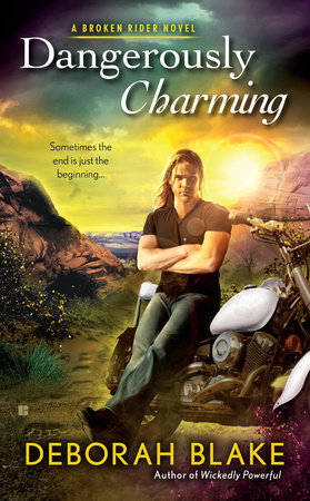 ARC Review: Dangerously Charming by Deborah Blake