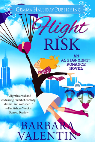 Blog Tour: Flight Risk by Barbara Valentin (Character Interview, Excerpt & Giveaway)