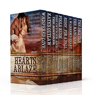 Author Event: Hearts Ablaze- A Western Historical Anthology- A Four Day Event (Excerpts)
