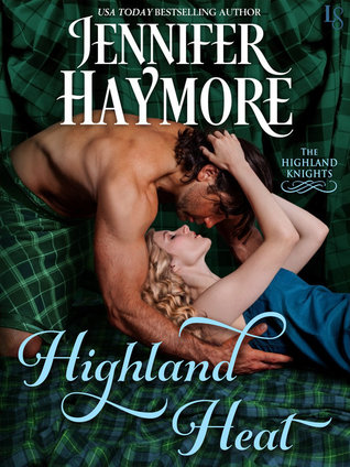 ARC Review: Highland Heat by Jennifer Haymore