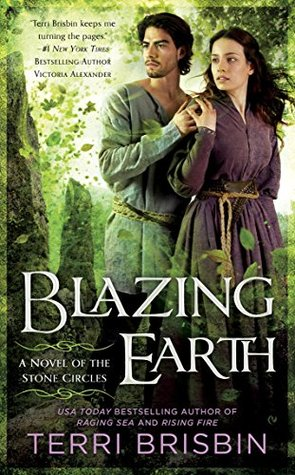 ARC Review: Blazing Earth by Terri Brisbin