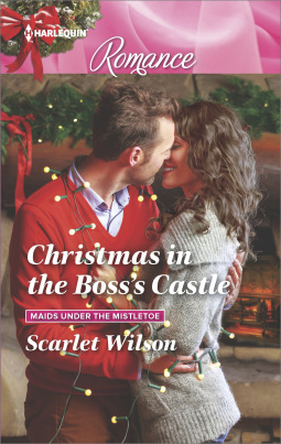 ARC Review: Christmas in the Boss's Castle by Scarlet Wilson