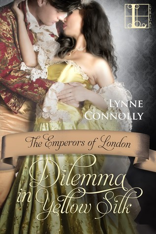 ARC Review: Dilemma In Yellow Silk by Lynne Connolly