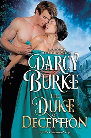 Blog Tour: The Duke of Deception by Darcy Burke (Excerpt, Review & Giveaway)