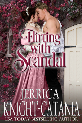 Author Visit: Flirting with Scandal by Jerrica Knight-Catania (Excerpt & Giveaway)