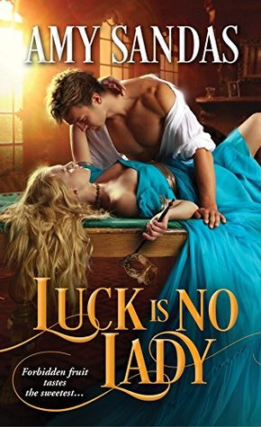 ARC Review: Luck is No Lady by Amy Sandas