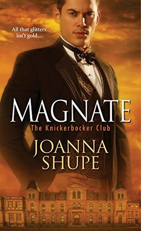 ARC Review: Magnate by Joanna Shupe
