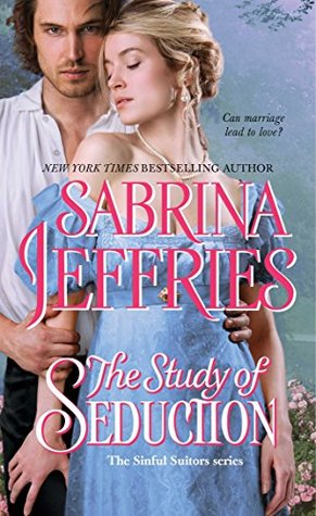 ARC Review: The Study of Seduction by Sabrina Jeffries