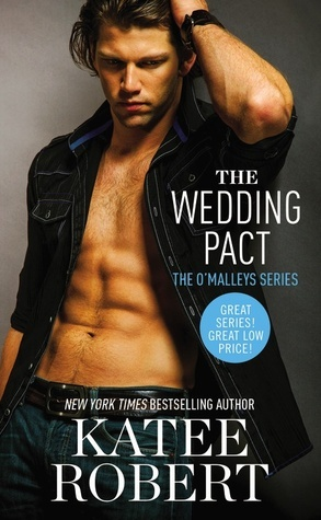 ARC Review: The Wedding Pact by Katee Robert