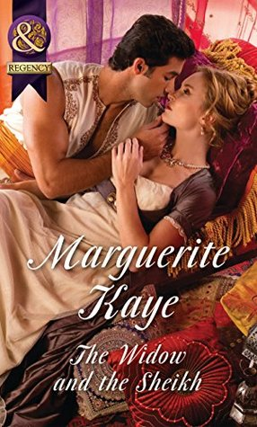 ARC Review: The Widow and the Sheikh by Marguerite Kaye