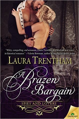 ARC Review: A Brazen Bargain by Laura Trentham