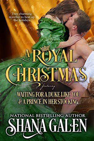 Author Visit: A Royal Christmas by Shana Galen (Excerpt & Giveaway)