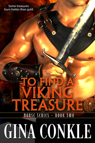 Blog Tour: To Find a Viking Treasure by Gina Conkle (Excerpt, Review & Giveaway)