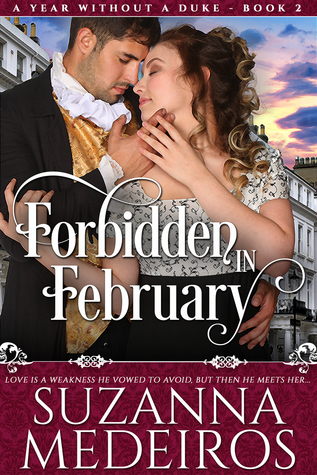 ARC Review: Forbidden in February by Suzanna Madeiros