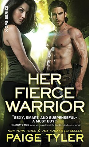 ARC Review: Her Fierce Warrior by Paige Tyler