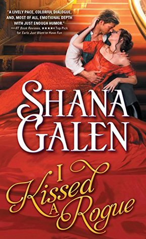 ARC Review: I Kissed a Rogue by Shana Glen
