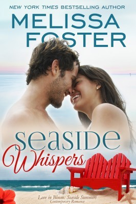 Seaside Whispers by Melissa Foster (Excerpt & Giveaway)