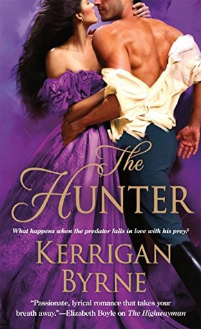 ARC Review: The Hunter by Kerrigan Byrne