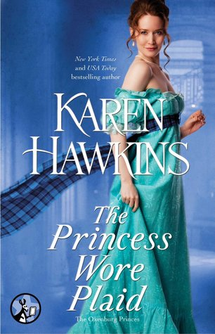 ARC Review: The Princess Wore Plaid by Karen Hawkins
