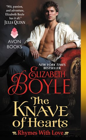 ARC Review: The Knave of Hearts by Elizabeth Boyle