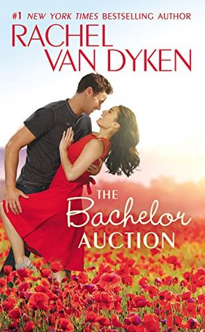 Launch Day Blitz: The Bachelor Auction by Rachel Van Dyken (Giveaway)
