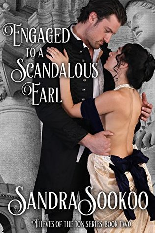 Author Visit: Engaged to a Scandalous Earl by Sandra Sookoo (Excerpt & Giveaway)