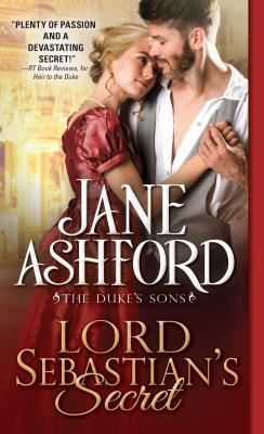 Blog Tour: Lord Sebastian's Secret by Jane Ashford (Excerpt, Review & Giveaway)
