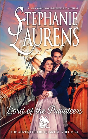 Blog Tour: Lord of the Privateers by Stephanie Laurens (Excerpt, Review & Giveaway)