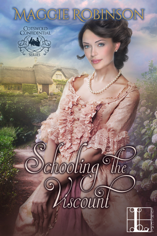 Author Visit: Schooling the Viscount by Maggie Robinson (Excerpt, Review & Giveaway)