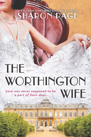 Blog Tour: The Worthington Wife by Sharon Page (Excerpt & Giveaway)