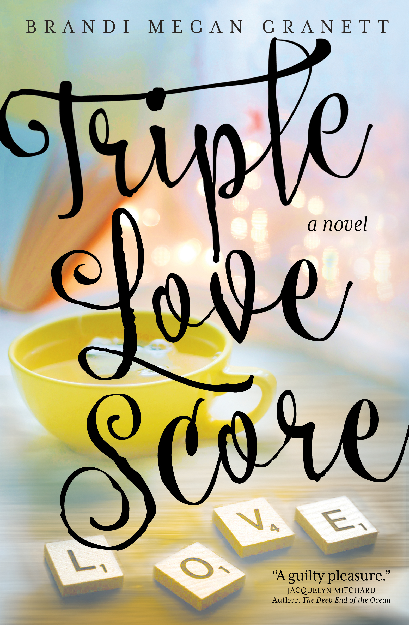 Blog Tour: Triple Love Song by Brandi Megan Granett  (Excerpt & Giveaway)