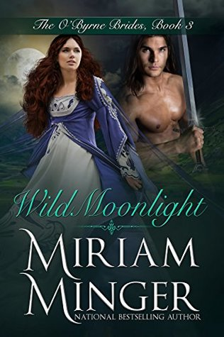 Author Visit: Wild Moonlight by Miriam Minger (Excerpt & Giveaway)