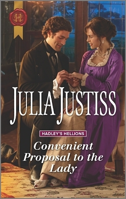 ARC Review: Convenient Proposal to the Lady by Julia Justiss