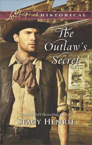 Author Visit: The Outlaw's Secret by Stacy Henrie (Excerpt, Review & Giveaway)