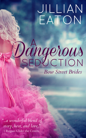 Author Visit: A Dangerous Seduction by Jillian Eaton (Excerpt & Giveaway)