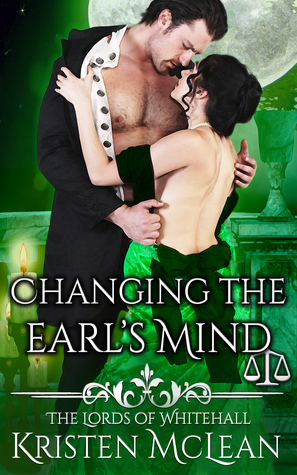 Blog Tour: Changing the Earl's Mind by Kristen McLean (Excerpt & Giveaway)