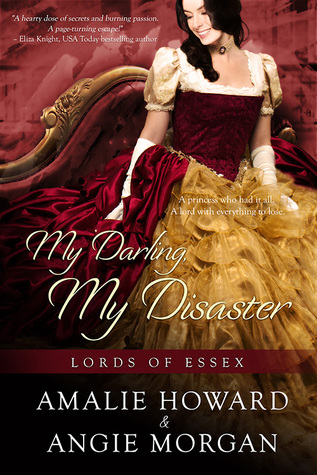 Blog Tour: My Darling, My Disaster by by Amalie Howard & Angie Morgan (Guest Post, Excerpt & Giveaway)