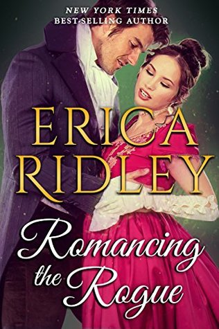 Author Visit: Romancing the Rogue by Erica Ridley (Excerpt, Review & Giveaway)