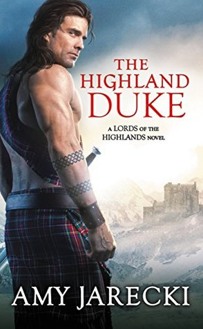 ARC Review: The Highland Duke by Amy Jarecki