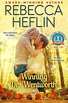 Pre Release Book Blast: Winning Dr. Wentworth by Rebecca Heflin (Excerpt & Giveaway)