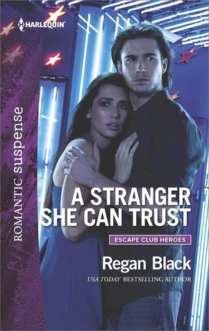 ARC Review: A Stranger She Can Trust by Regan Black