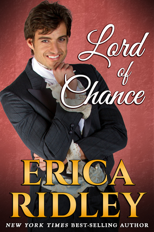 Author Visit: Lord of Chance by Erica Ridley (Excerpt, Review & Giveaway)