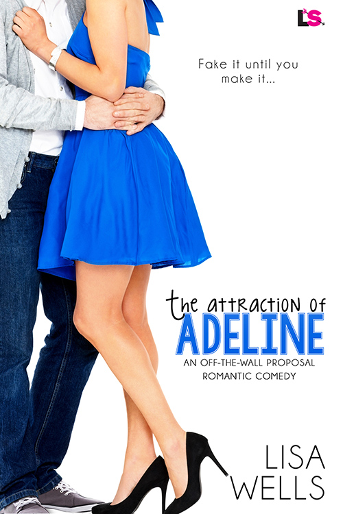 Blog Tour: The Attraction of Adeline by Lisa Wells (Excerpt & Giveaway)