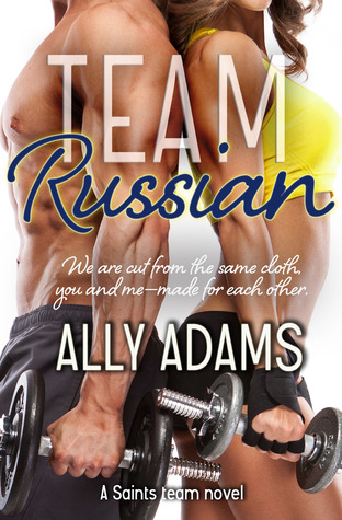Book Blast: Team Russian by Ally Adams (Excerpt & Giveaway)