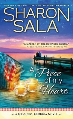 Blog Tour: A Piece of My Heart by Sharon Sala (Excerpt & Giveaway)