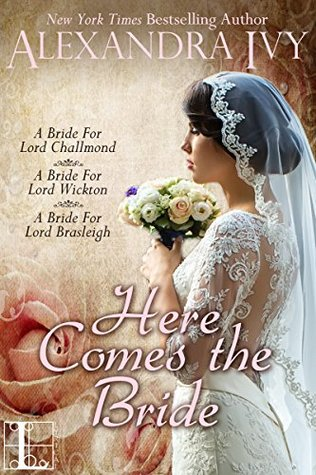 ARC Review: Here Comes the Bride by Alexandra Ivy