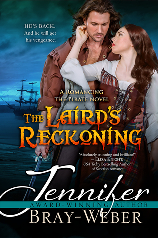 ARC Review: The Laird's Reckoning by Jennifer Bray-Weber