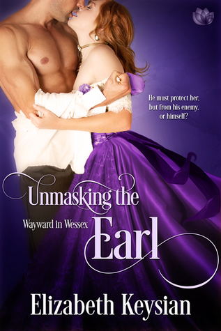 Blog Tour: Unmasking the Earl by Elizabeth Keysian (Excerpt & Giveaway)