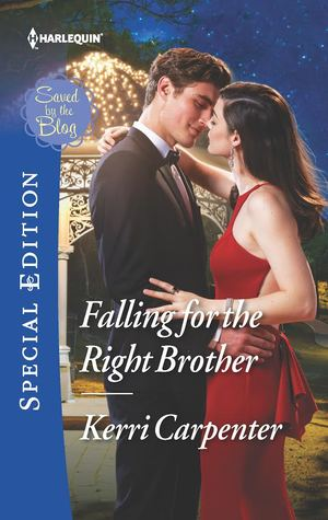 Blog Tour: Falling for the Right Brother by Kerri Carpenter (Interview, Excerpt & Giveaway)